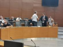 Novi predsednik Društva poslancev 90 Marjan Podobnik
